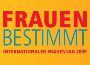 Logo Frauentag 2009