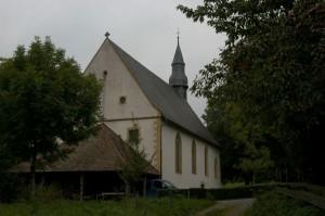 Die Wallfahrtskirche in Schöntal-Neusaß. FOTO: Ralf Garmatter